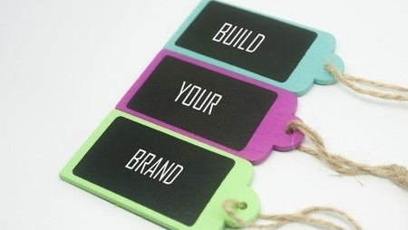 build your personal brand tags