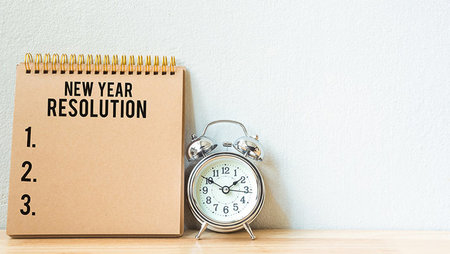 20 New Year's Resolutions to Inspire You at Work