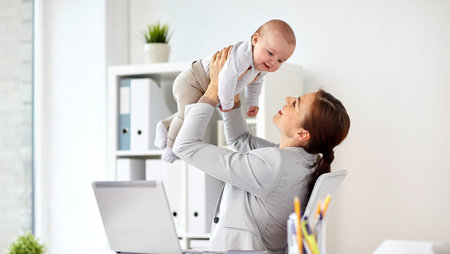 20 Tips for Going Back to Work after Having a Baby