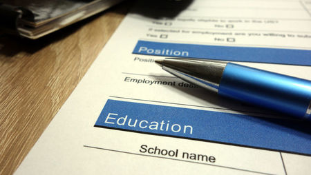 How to Write Your CV's Education Section