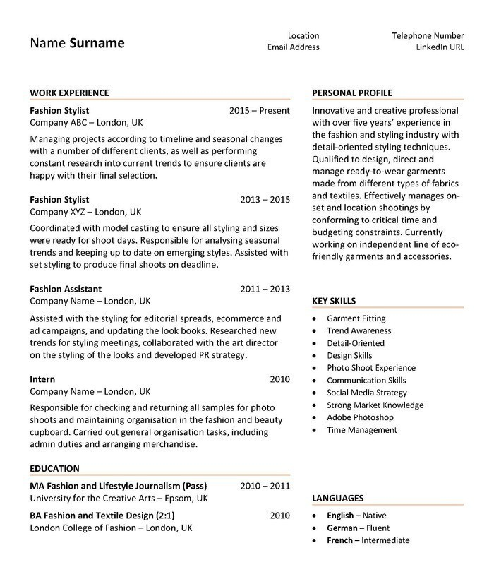 What's The Difference Between A CV And A Résumé? (+ Samples