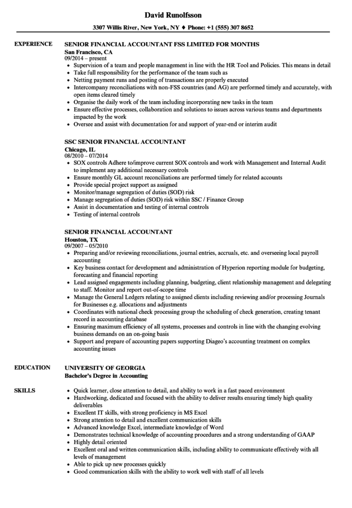 Cv Format For Accountant Job from cdn2.careeraddict.com