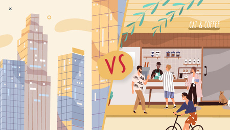 Pros and Cons: Working for a Big Company vs a Small Business